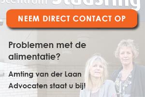 Alimentatie advocaat Amersfoort