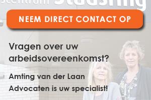 Arbeidsrecht advocaat Amersfoort