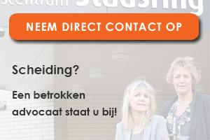 Echtscheiding advocaat Amersfoort